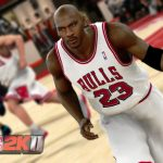 The Jordan Challenge in NBA 2K11