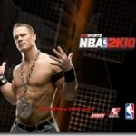 John Cena Startup Screens for NBA 2K10