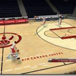 Toronto Raptors Court Patches by 1veritas4