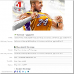 Free NBA Image Hosting Service