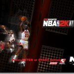 Michael Jordan Startup Screens for NBA 2K10