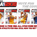 Vote for the cover for NBA 2K10