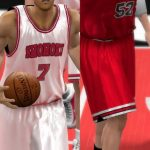 Team Shohoku Jerseys Patches for NBA 2K10