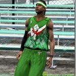NBA 2K9 Street Ball Jersey