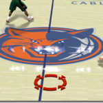 Charlotte Bobcats Court Patches By R.Allen#20-()