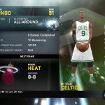 Rajon Rondo My Player Patches for NBA 2K11