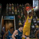 NBA 2K10 PSP Screenshots
