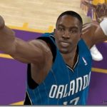 Cute Orlando Magic in NBA 2K10