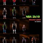 NBA 2K10 Monster Patches