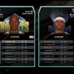Ahcoy's Roster for NBA 2K10