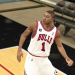 Chicago Bulls Home/Away Jerseys Patches for NBA 2K11