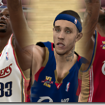 Cleveland Cavaliers Jerseys Patches for NBA 2K10