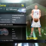 Blake Griffin My Player Patches for NBA 2K11