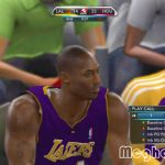 NBA 2K10 Screenshots (720P, X-Box 360)