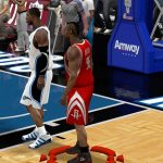NBA 2K9 Ron Artest New Hair Style Patch