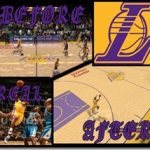 Los Angeles Lakers Court Patches by SkyLine03LT