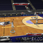 Minnesota Timberwolves Court Patches for NBA 2K9