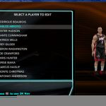 NBA 2K10 Playoffs Rosters Released