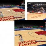 Los Angeles Clippers Court Patches for NBA 2K9