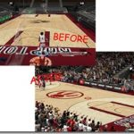 Toronto Raptors Court Patches for NBA 2K9