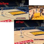 Golden State Warriors Court Patches for NBA 2K9