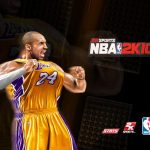 NBA 2K10 Menu Screenshots