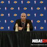 Meet The Press in NBA 2K11