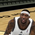 Andray Blatche Cyberface Patches for NBA 2K11