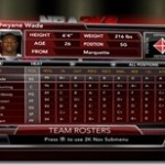 NBA 2K9 Roster Updates