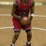 NBA 2K11 Screenshots: Rookie Michael Jordan