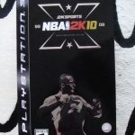 NBA 2K10 Anniversary Edition (PS3)