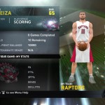 Linas Kleiza My Player Patches for NBA 2K11