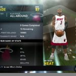 Dwyane Wade My Player Patches for NBA 2K11