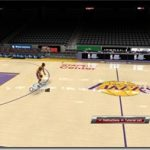 Los Angeles Lakers Court Patches by Vlad_Jam