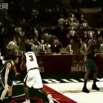 NBA 2K11 Brandon Jennings MV