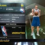 Kaede Rukawa My Player Patches for NBA 2K11